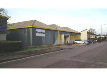 Thumbnail Warehouse to let in Unit 1-2, Riverside Industrial Park, Treforest, Pontypridd, Glamorgan, UK
