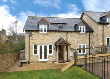Thumbnail 3 bed semi-detached house to rent in Finsbury Gardens, Chipping Norton
