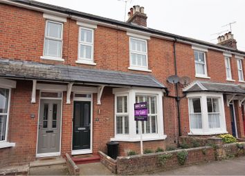Thumbnail 3 bed terraced house for sale in Church Road, Rustington