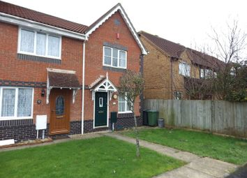 Thumbnail 2 bed semi-detached house for sale in Harvest Close, Bradley Stoke, Bristol