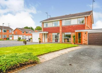 Thumbnail 3 bed semi-detached house for sale in Clevedon Green, South Littleton, Near Evesham, Worcestershire