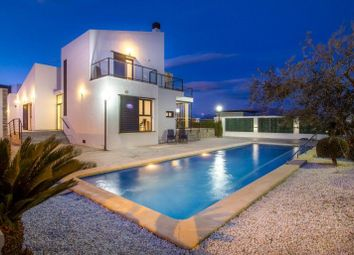 Thumbnail 3 bed chalet for sale in Polop De La Marina, Alicante, Spain