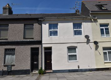 Thumbnail 1 bed flat to rent in Frederick Street West, Plymouth