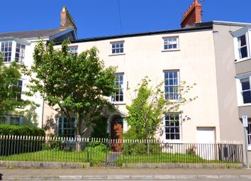 Thumbnail 5 bed town house for sale in Hill Street, Haverfordwest