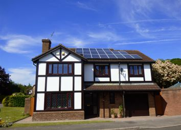 Thumbnail 4 bedroom detached house for sale in Treetops, Portskewett, Caldicot