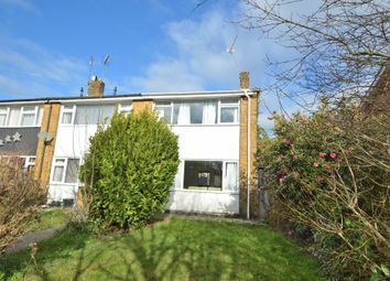 Thumbnail 2 bed end terrace house for sale in Devon Drive, Chandler's Ford, Eastleigh