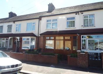Thumbnail 3 bed terraced house for sale in Trevelyan Avenue, London