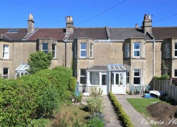 Thumbnail 2 bed terraced house for sale in Victoria Place, Combe Down, Bath