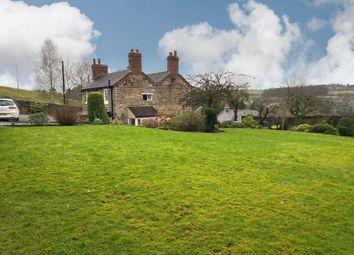 Sunny Hill, Milford, Belper DE56. 4 bed detached house for sale