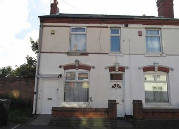 Thumbnail 3 bed end terrace house to rent in Bridge Street, West Bromwich