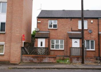 Thumbnail 2 bed end terrace house to rent in Haydn Road, Sherwood, Nottingham