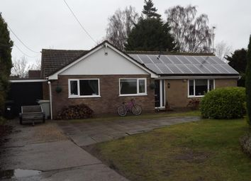 Thumbnail 3 bedroom bungalow to rent in Witham Road, Woodhall Spa, Lincs