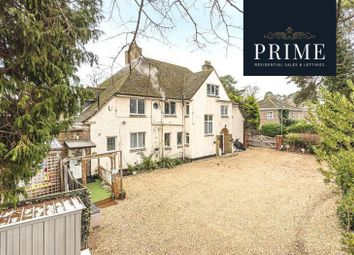 6 bed detached house for sale in Shaftesbury Road, Woking GU22