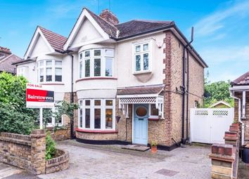 Thumbnail 3 bedroom property for sale in Kingsley Court, Brentwood Road, Heath Park, Romford