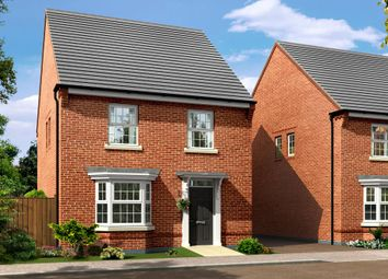 "Thumbnail 4 bedroom detached house for sale in ""Irving"" at Kentidge Way, Waterlooville"