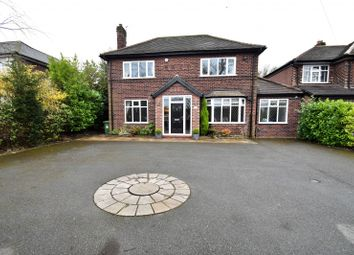 4 bed detached house for sale in Hall Moss Lane, Bramhall, Stockport SK7