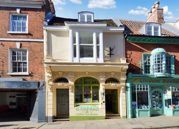 Thumbnail 4 bed property for sale in Bailgate, Lincoln