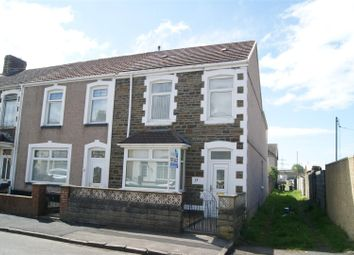 Thumbnail 3 bed end terrace house for sale in Herne Street, Briton Ferry, Neath