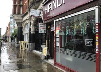 Thumbnail Retail premises for sale in Grand Parade, Green Lanes, London