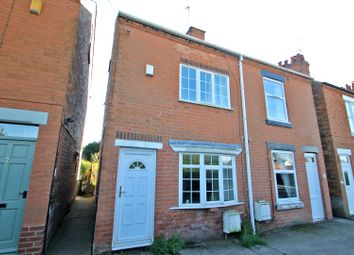 Thumbnail 3 bed semi-detached house for sale in The Avenue, Gunthorpe, Nottingham