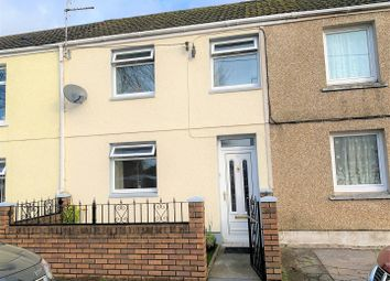 Thumbnail 2 bed terraced house for sale in Ashburnham Road, Pembrey, Burry Port