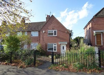 Thumbnail 2 bed town house for sale in Beasley Avenue, Chesterton, Newcastle-Under-Lyme