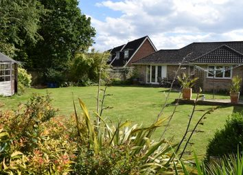 Thumbnail 3 bed detached bungalow for sale in Greens Close, Bishopstoke, Eastleigh