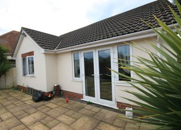 Thumbnail 2 bed detached bungalow for sale in Clingan Road, Southbourne, Bournemouth
