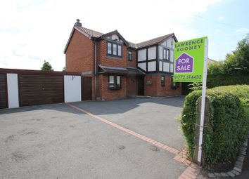 4 bed detached house for sale in Chapel Lane, Longton, Preston PR4