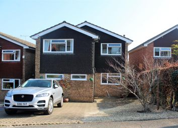 Thumbnail 4 bed detached house for sale in Marigold Walk, Widmer End, High Wycombe