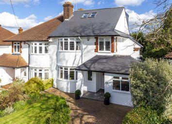 5 bed semi-detached house for sale in Broadfields Avenue, London N21