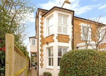 Thumbnail 3 bed semi-detached house for sale in The Fairfield, Farnham, Surrey