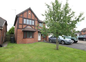 Thumbnail 4 bedroom detached house to rent in Tenbury Close, Great Sankey, Warrington