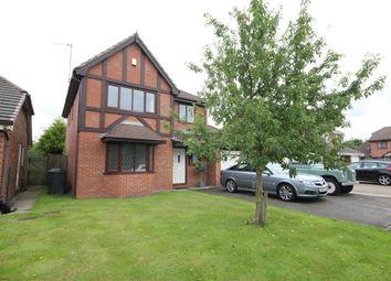 Thumbnail 4 bedroom detached house to rent in Tenbury Close, Great Sankey, Warrington