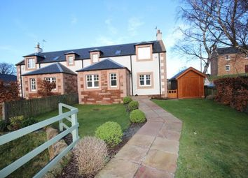 Thumbnail 3 bed semi-detached house to rent in Main Street, Innerwick, Dunbar