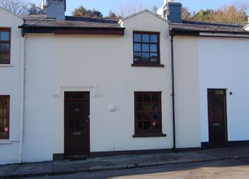 Thumbnail 2 bed terraced house for sale in 13 Dumbells Terrace, Laxey
