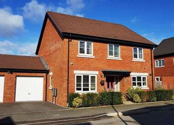 Thumbnail 4 bed detached house for sale in Lawnspool Drive, Worcester
