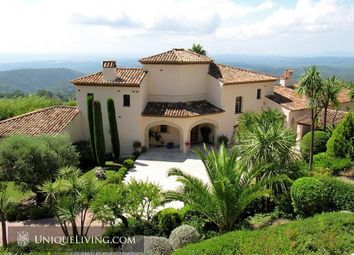 Thumbnail 10 bed villa for sale in Tourrettes Sur Loup, French Riviera, France