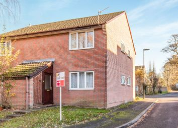 Thumbnail 1 bed flat for sale in The Oaks, Southampton