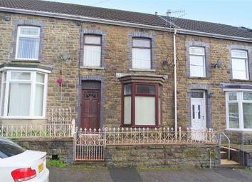 3 bed terraced house for sale in Protheroe Street, Caerau, Maesteg, Mid Glamorgan CF34