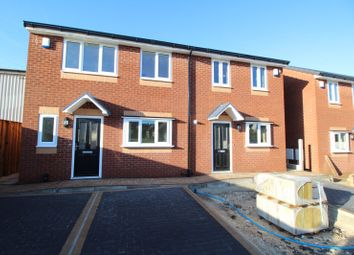 Thumbnail 2 bedroom semi-detached house for sale in Plot 3 Clarence Street, Dinnington, Sheffield, South Yorkshire