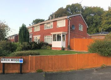 Thumbnail 3 bed semi-detached house to rent in Birchwood, Southampton
