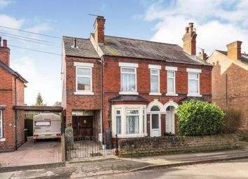 Thumbnail 5 bed semi-detached house for sale in Marlborough Road, Beeston, Nottingham, Nottinghamshire