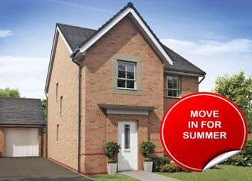 "Thumbnail 4 bedroom detached house for sale in ""Kingsley"" at Morgan Drive, Whitworth, Spennymoor"