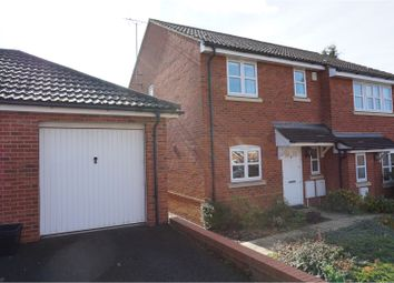 Thumbnail 2 bed end terrace house to rent in Orpington Close, Reading