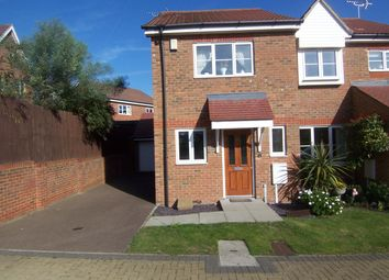 Thumbnail 2 bed semi-detached house to rent in Maritime Gate, Northfleet, Kent