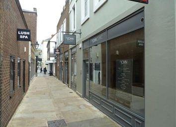 Thumbnail Retail premises to let in Unit F, Crown Arcade, Kingston Upon Thames, Surrey