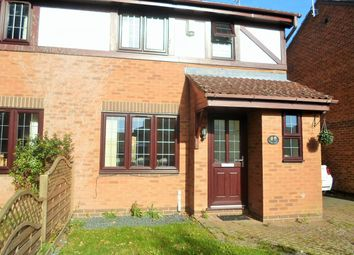 Thumbnail 3 bed semi-detached house to rent in Cherry Grove, Great Glen