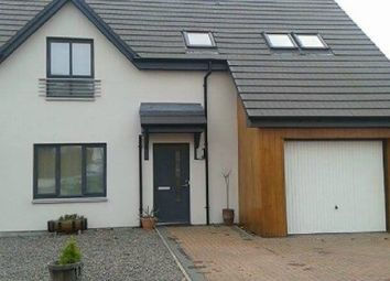 Thumbnail 3 bed detached house to rent in Culzean Road, Elgin