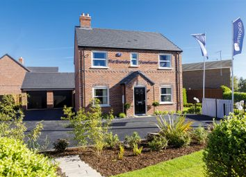 Thumbnail 4 bed detached house for sale in Plot 61 - The Bransby, Cowley Park, Donington